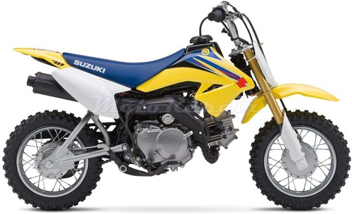 Product picture 2008-2009 Suzuki DR-Z70 Service Manual, Repair Manuals -AND- Owners Manual, Ultimate Set PDF Download
