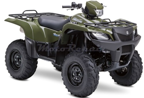 Product picture 2008-2009 Suzuki LT-A750X LT-A750P KingQuad Service Manual, Repair Manuals -AND- Owners Manual, Ultimate Set PDF Download