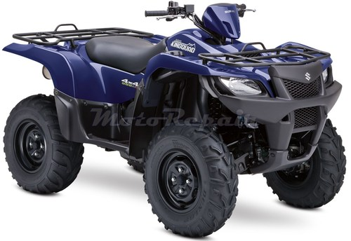 Product picture 2009-2014 Suzuki LT-A500XP King Quad Service Manual, Repair Manuals -AND- Owners Manual, Ultimate Set PDF Download